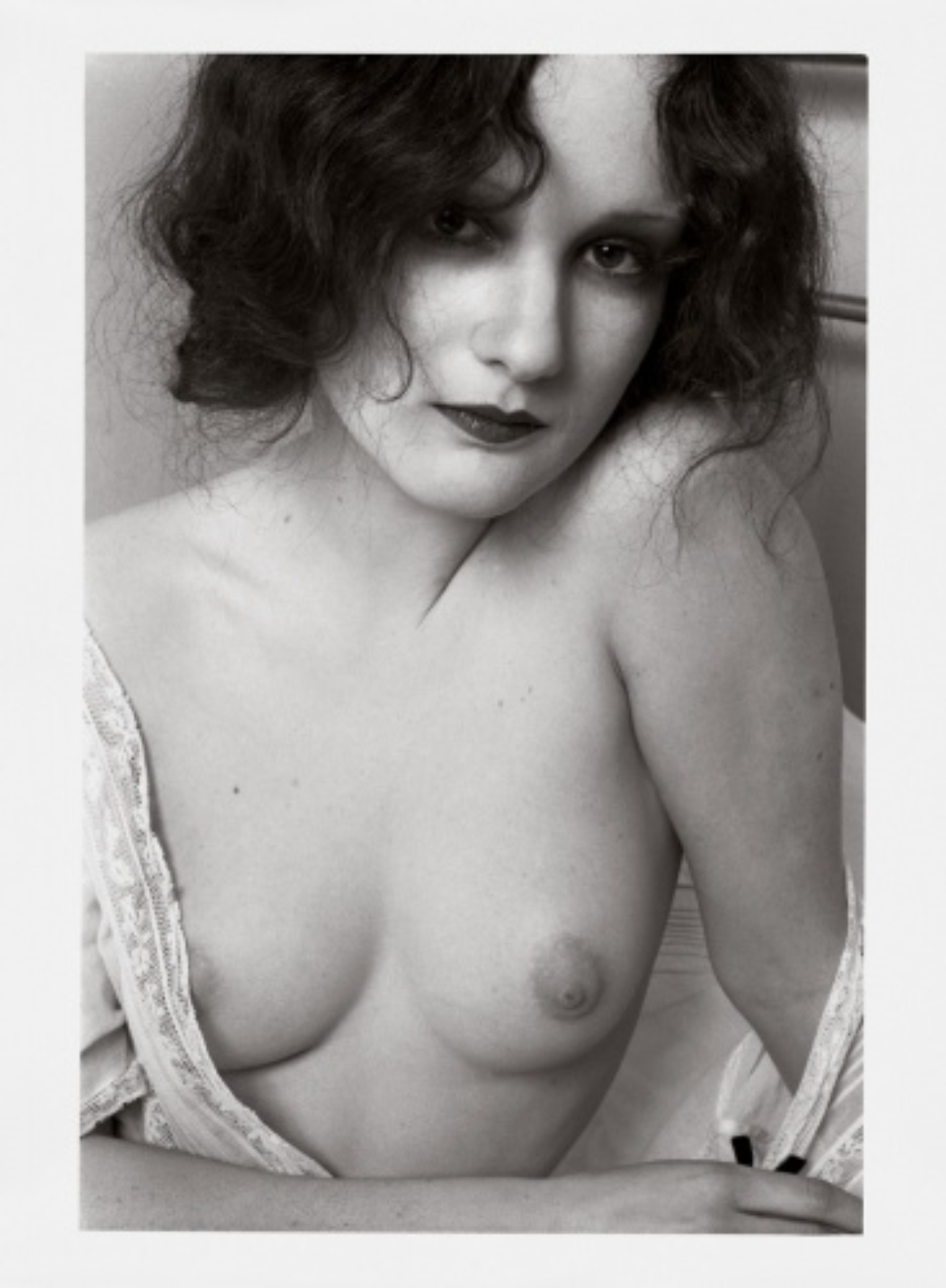 Werner Bokelberg: Isabel Weingarten Silver Gelatin Print Signed, dated, numbered 50 x 60