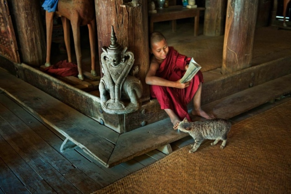 Steve McCurry: Burma