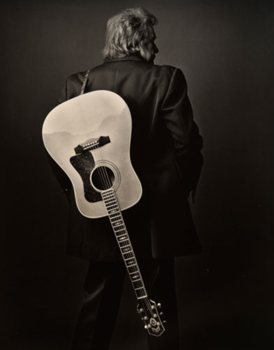 Mark Seliger: Johnny Cash Henderssonville, Tennessee, 1992 Gelatin silver print Signed, titled, dated and numbered on verso Ed. 25