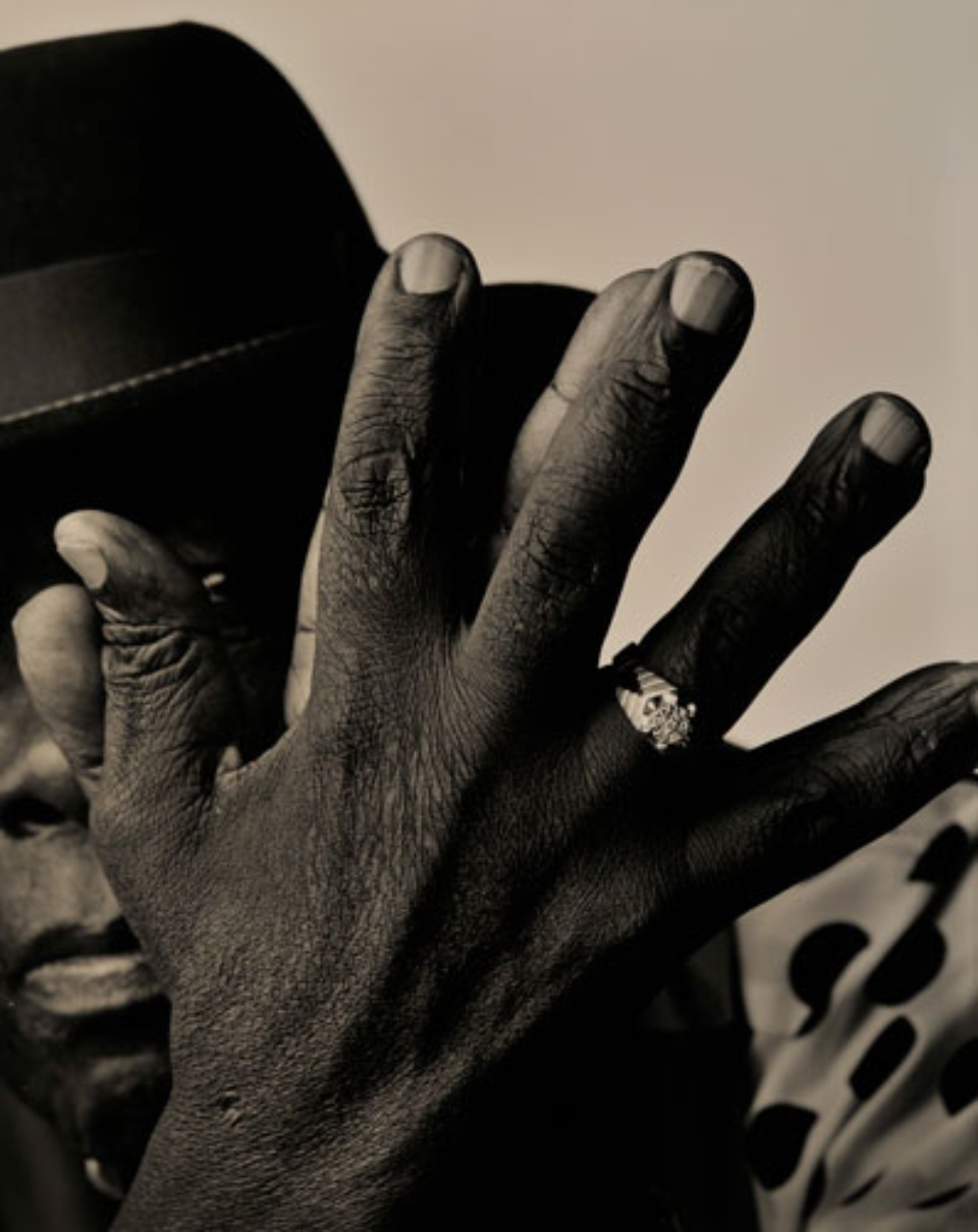 Mark Seliger: Johnny Lee Hooker Vallejo, California, 2005 Gelatin silver print Signed, titled, dated and numbered on verso Ed. 20