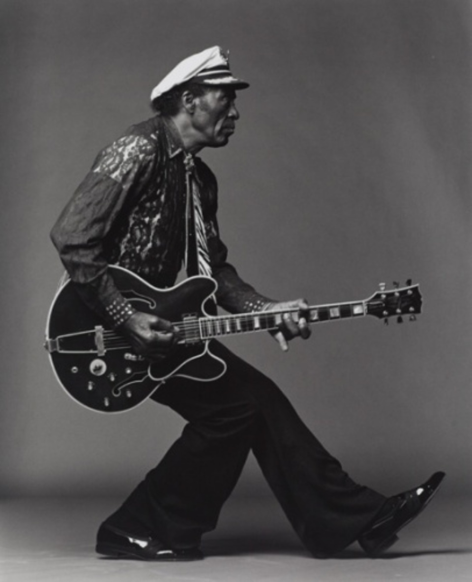 Mark Seliger: Chuck Berry St. Louis, 2001 Gelatin silver print Signed, titled, dated and numbered on verso Ed. 20