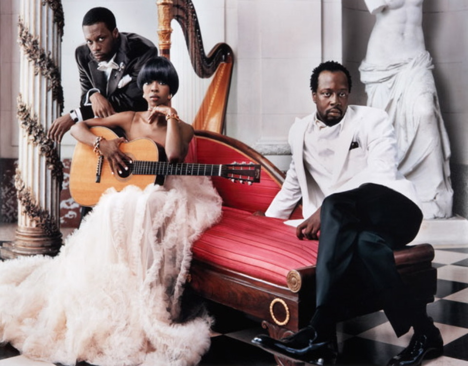 Mark Seliger: The Fugees NYC, 2005 C-Print