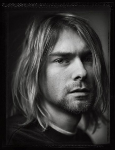 Mark Seliger: Kurt Cobain Kalamazoo, Michigan, 1993 Gelatin Silver Print Signed, titled, dated and numbered on verso 35,3 x 27,8 cm Ed. 5/25
