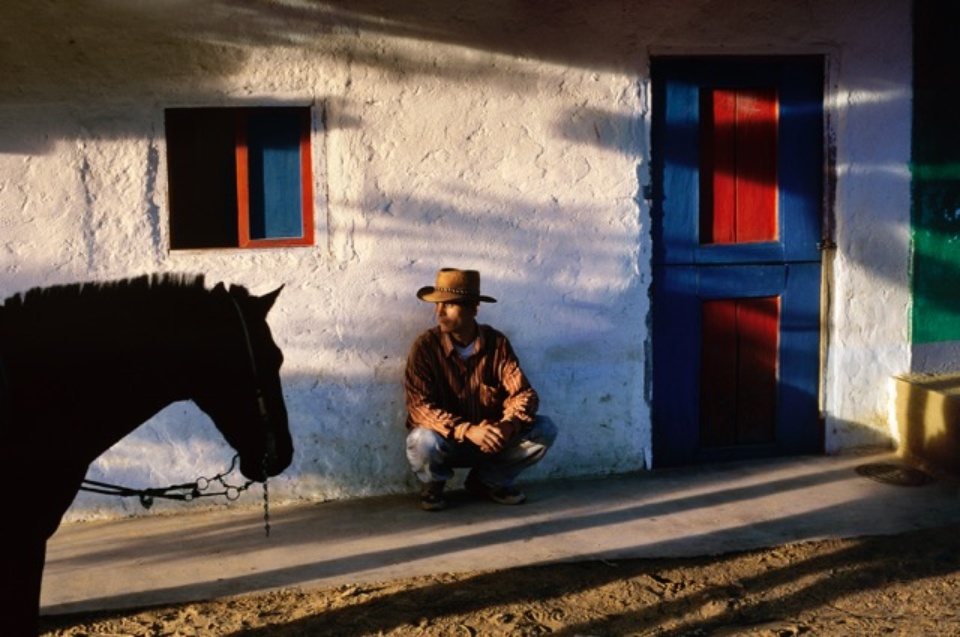 Steve McCurry: Colombia