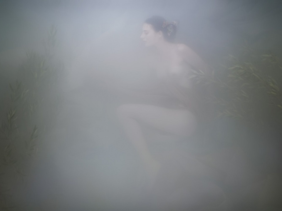 Toby Burrows: Soliloquy 2012 C-type photographic print Embossed on recto 125 x 165 cm Editioned