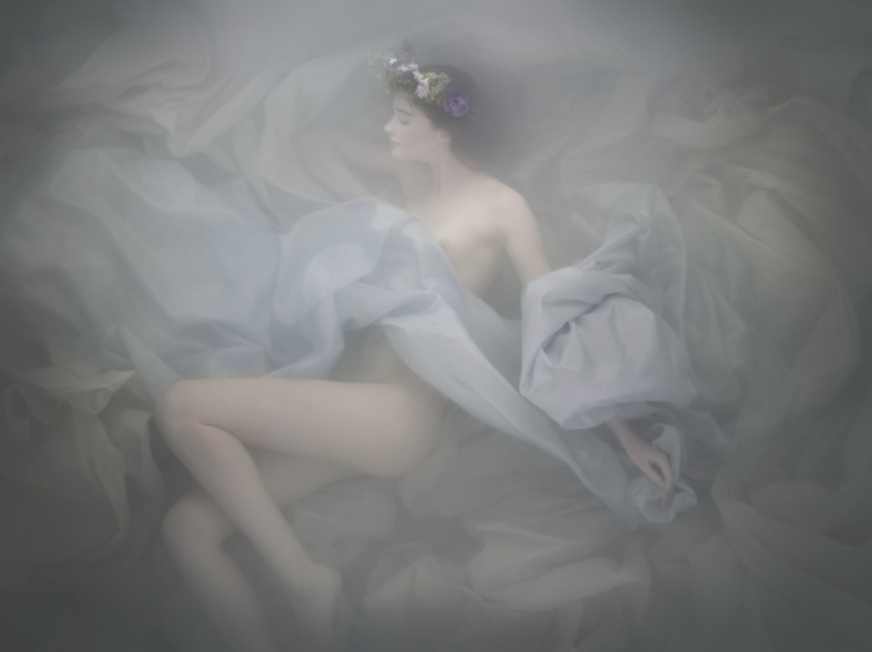 Toby Burrows: Awakening 2012 C-type photographic print Embossed on recto Editioned