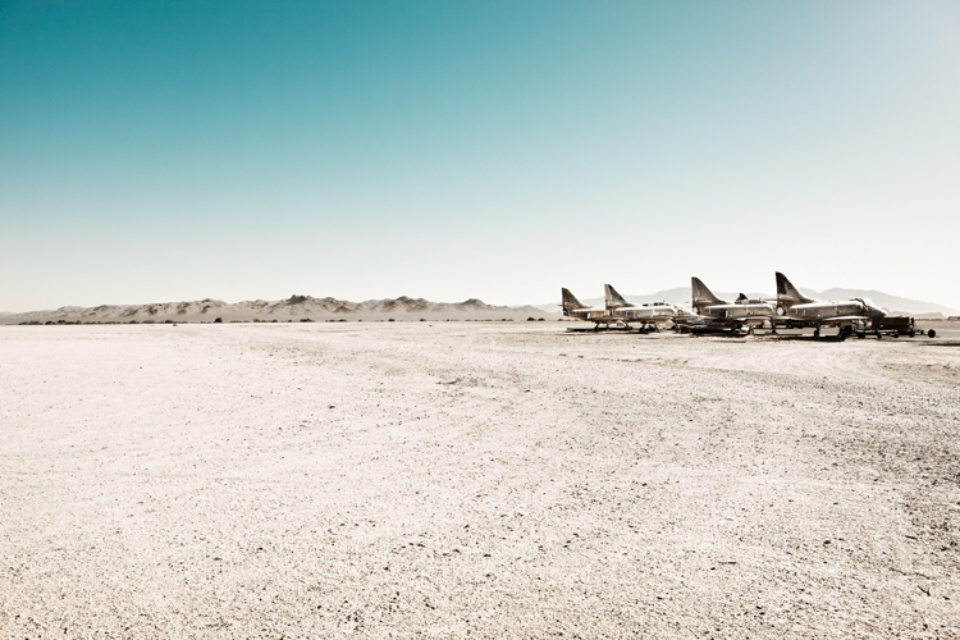 Werner Bartsch: Stranded #2 Signed, titled, dated and numbered on verso Archival pigment print, printed 2010 100 x 140 cm Ed. 7