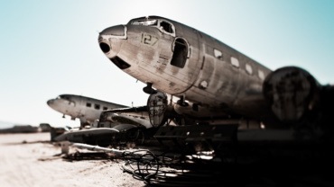 Werner Bartsch: Dakotas #3 Signed, titled, dated and numbered on verso Archival pigment print, printed 2010 100 x 140 cm Ed. 7