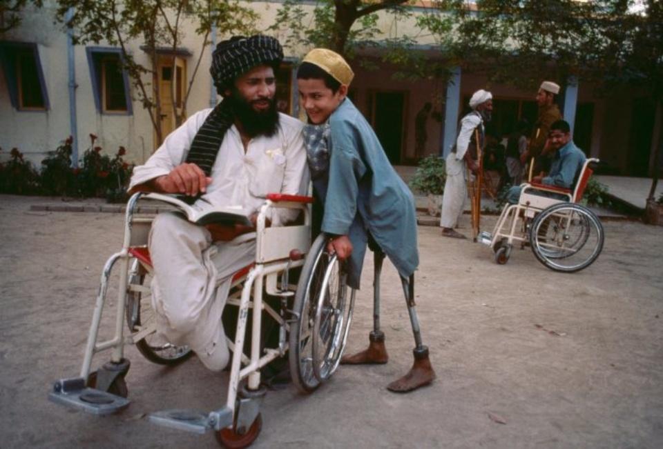 Steve McCurry: Kandahar, Afghanistan