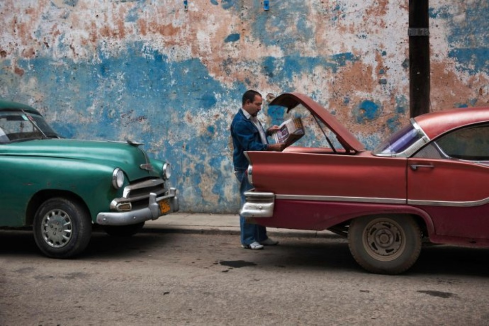Steve McCurry: Havana, Kuba