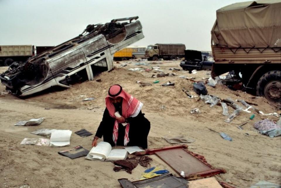 Steve McCurry: Kuwait