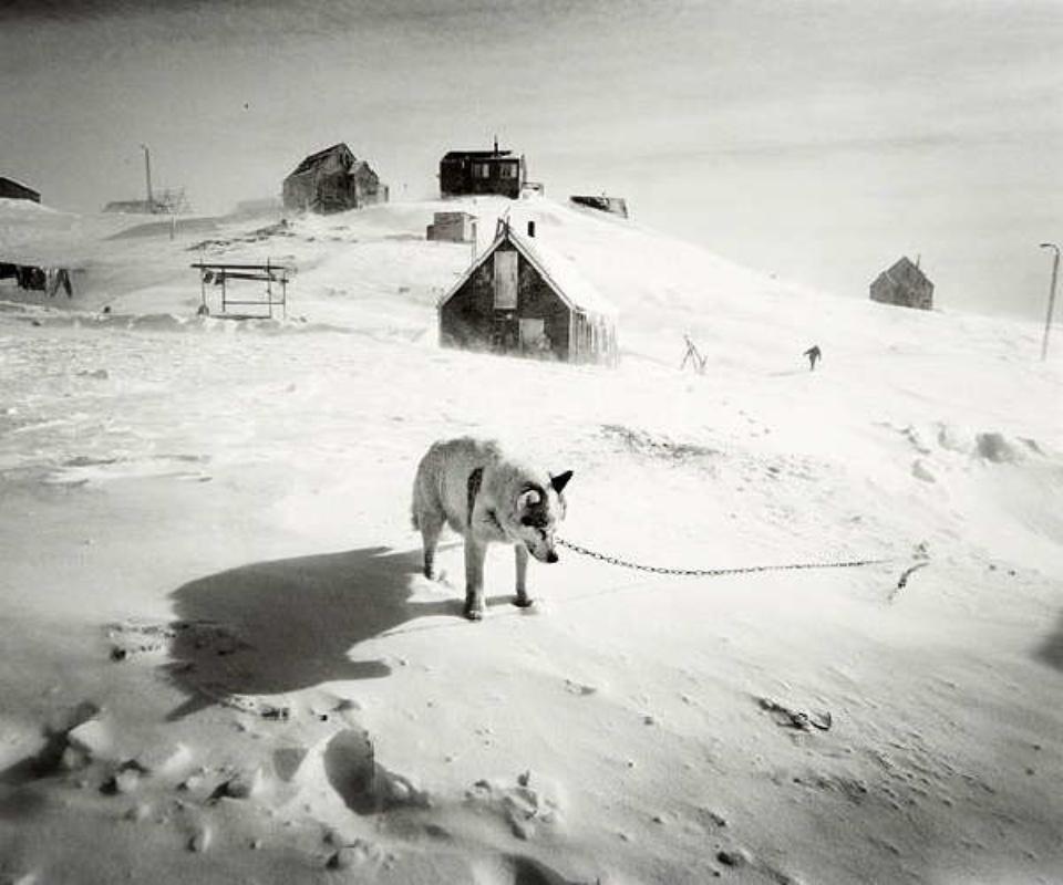 Ragnar Axelsson: Sermiligag Groenland, 1997