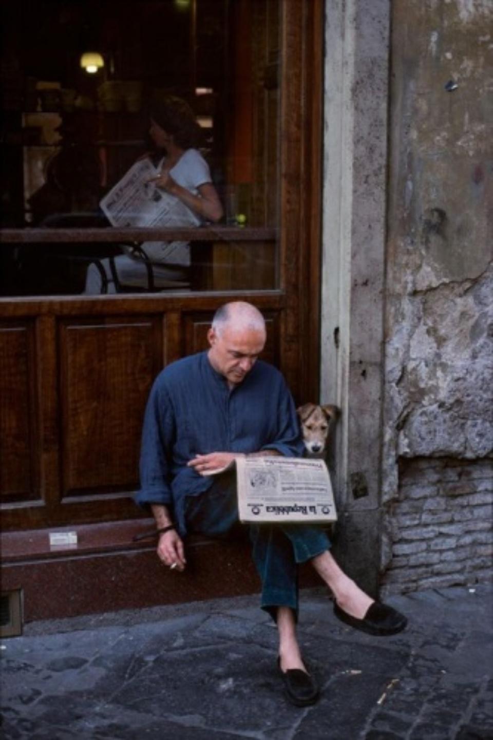 Steve McCurry: Rom, Italien