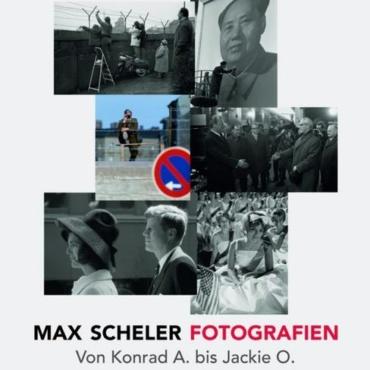 Max Scheler - Fotografien, China, USA Von Konrad A. bis Jackie O.. Bilder aus Deutschland, China, und den USA