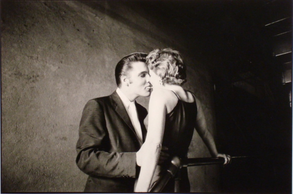 Alfred Wertheimer The Kiss Richmond, 1956 Gelatin Silver Print, printed later Signed, titled and dated