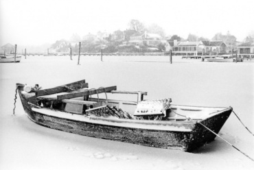 Alison Shaw: Edgartown Harbor 1980