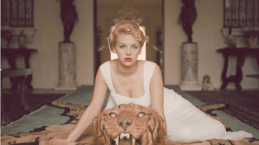 Slim Aarons Beauty and the Beast Palm Beach, 1950