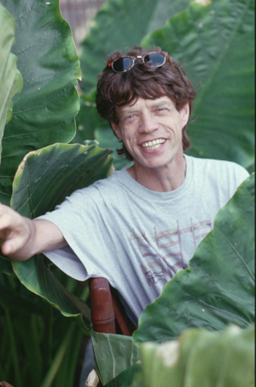 Slim Aarons Jagger on Holiday Bermuda, 1968