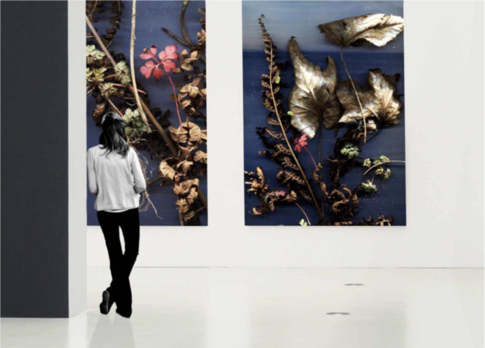 Karin von Oldershausen: AT THE MUSEUM VI