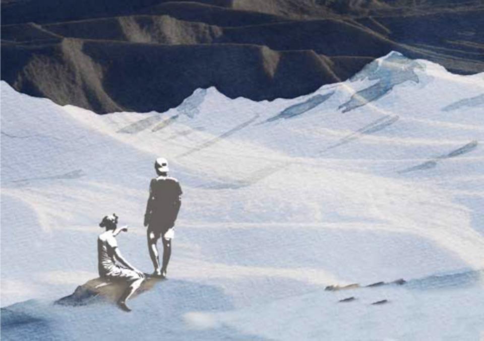 Karin von Oldershausen: TALES OF ICE AND SNOW I