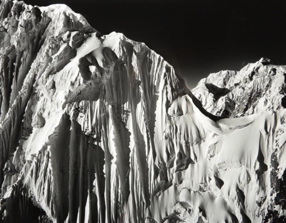 Bradford Washburn Mount McKinsley Alaska Gelatin Silver Print