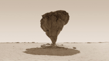 David Parker: New Desert Myth XIX 2007 Signed, titled, dated and numbered on verso Giclée print Ed. 1/10