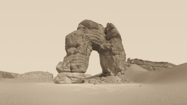 David Parker: New Desert Myth XXVIII 2010 Signed, titled, dated and numbered on verso Giclée print Ed. 1/10