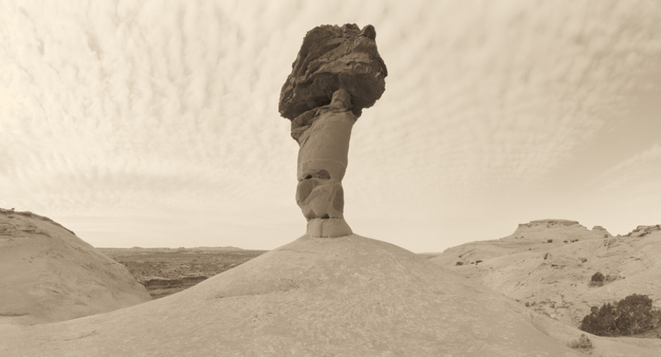 David Parker: New Desert Myth XXXIII 2008 Signed, titled, dated and numbered on verso Giclée print Ed. 1/10