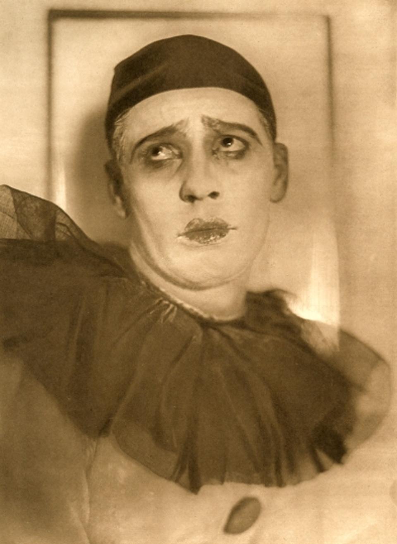 E.O. Hoppé Vaslav Nijinsky, Sheherazade 1911 Photogravüre