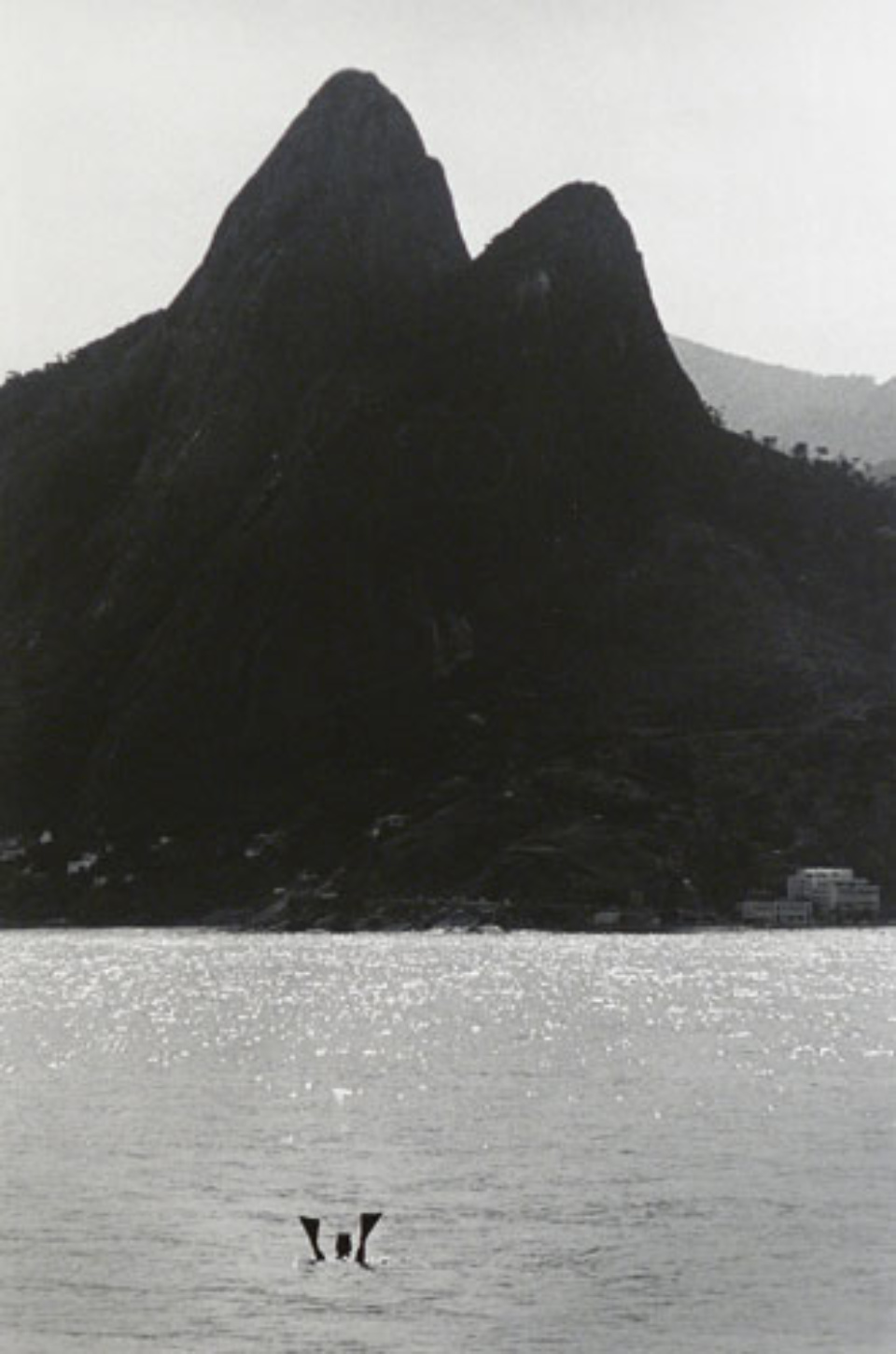 Elliott Erwitt Rio 1963 Gelatin Silver Print Signed, titled, dated Available in different formats