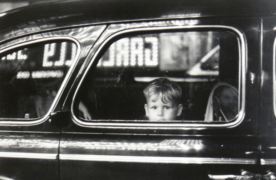 Elliott Erwitt Pittsburg Pennsylvania, 1950 Gelatin Silver Print Signed, titled and dated Available in different formats