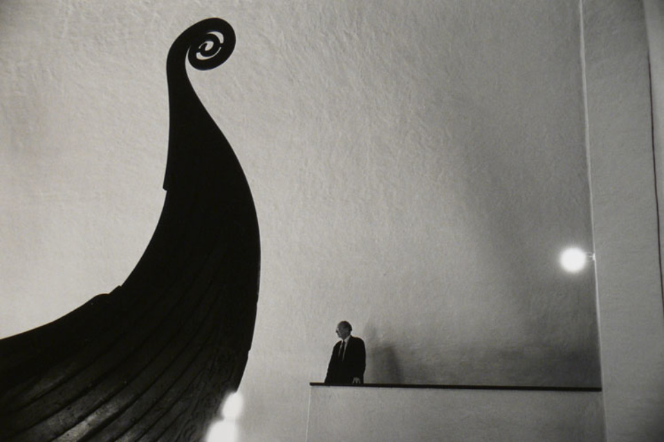 Elliott Erwitt Norway Norway, 1996 Gelatin Silver Print Signed, titled and dated Available in different formats