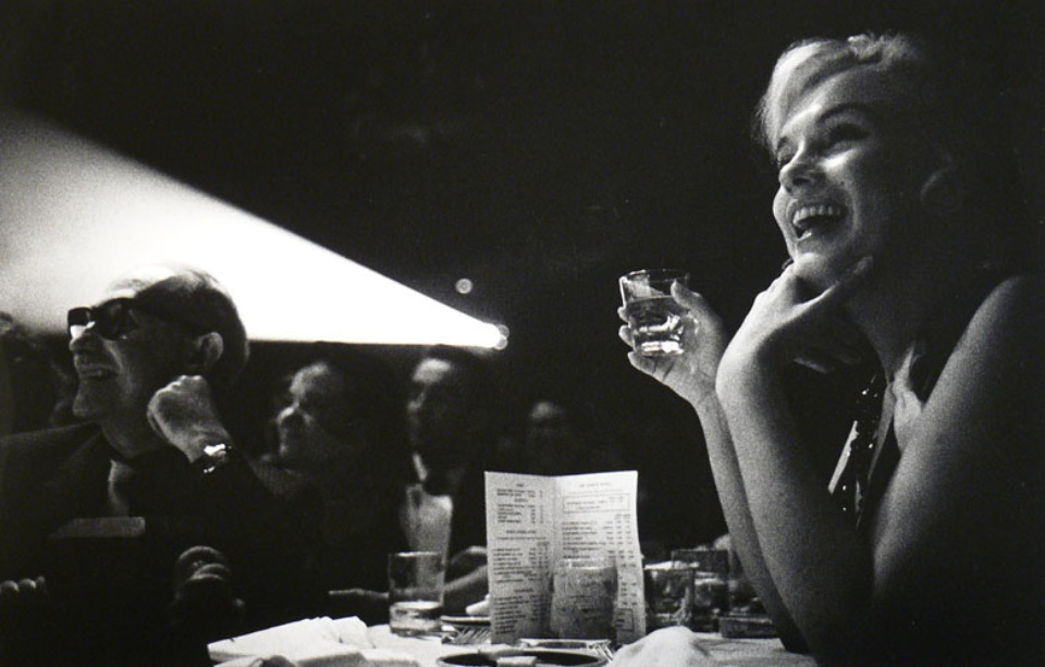 Elliott Erwitt Marylin Monroe Nevada, 1960 Gelatin Silver Print Signed, titled and dated Available in different formats
