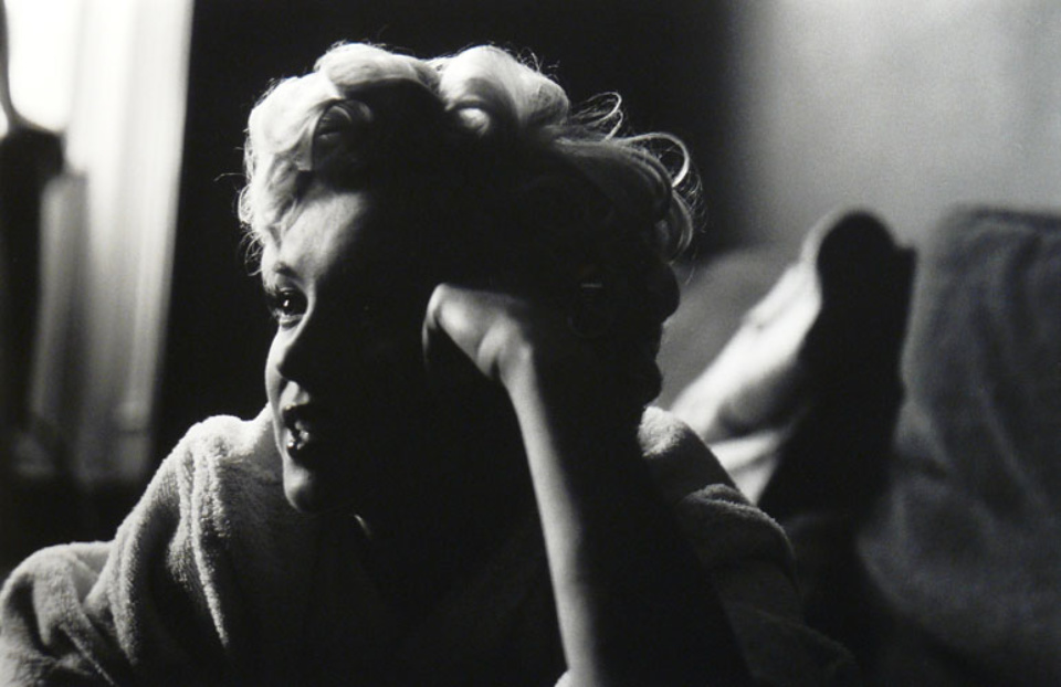 Elliott Erwitt Marylin Monroe NYC, USA, 1956 Gelatin Silver Print Signed, titled and dated Available in different formats