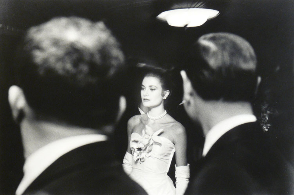 Elliott Erwitt Grace Kelly New York City, 1955 Gelatin Silver Print Signed, titled and dated Available in different formats