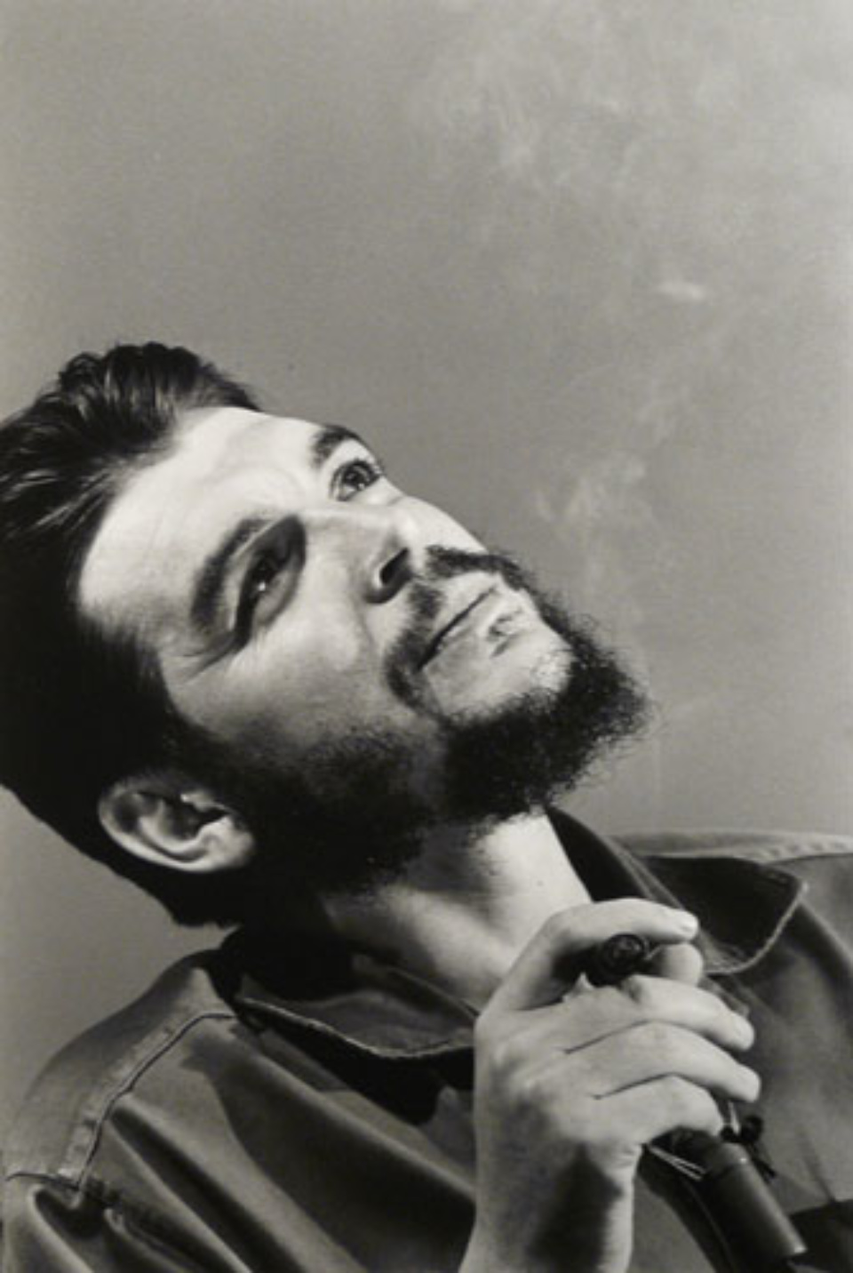 Elliott Erwitt Che Guevara Kuba, 1964 Gelatin Silver Print Signed, titled and dated Available in different formats