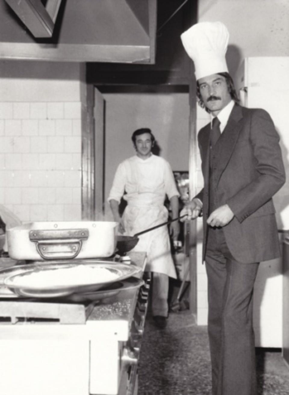 Vintage Press: Photograph Enrico Albertosi Vintage gelatin silver print 17,6 x 23,9 cm