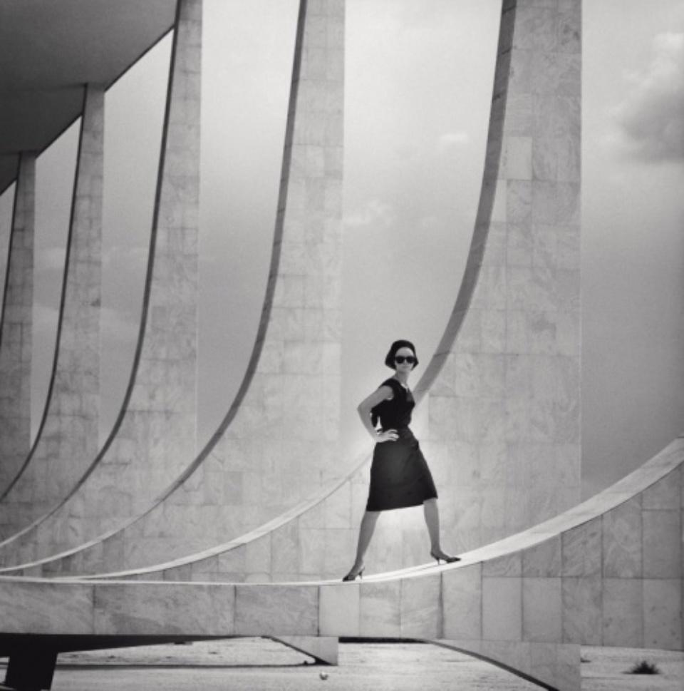 Brasilias Wunderwelt. Brasilia 1963 (Silbergelatine-Druck)