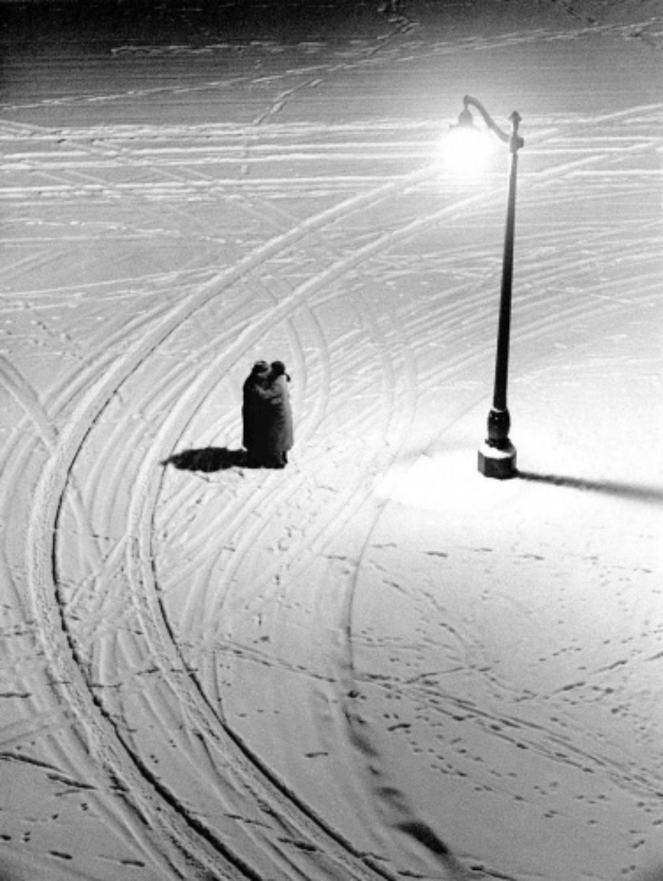 Fred Stein: Embrace Paris, 1934
