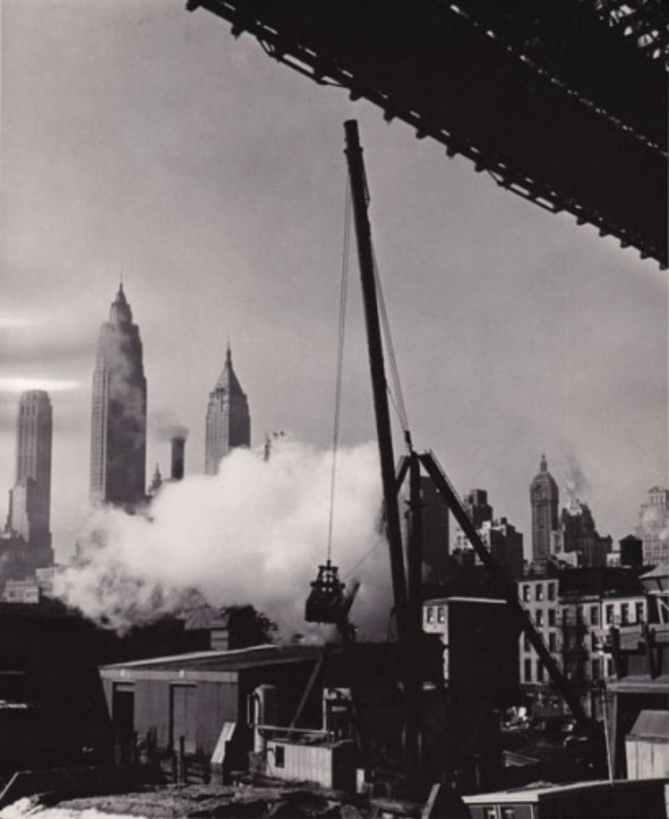 Fred Stein Sara Speaks New York, 1947 Vintage gelatin silver print 20,5 x 25,5 cm