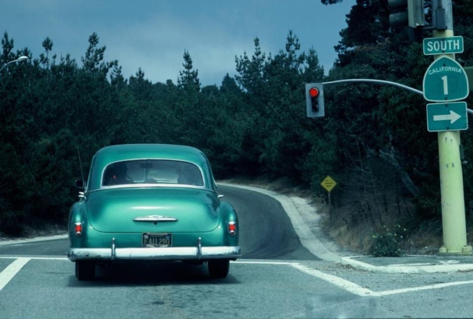 Götz Müller: 17 Mile Drive USA, 1987