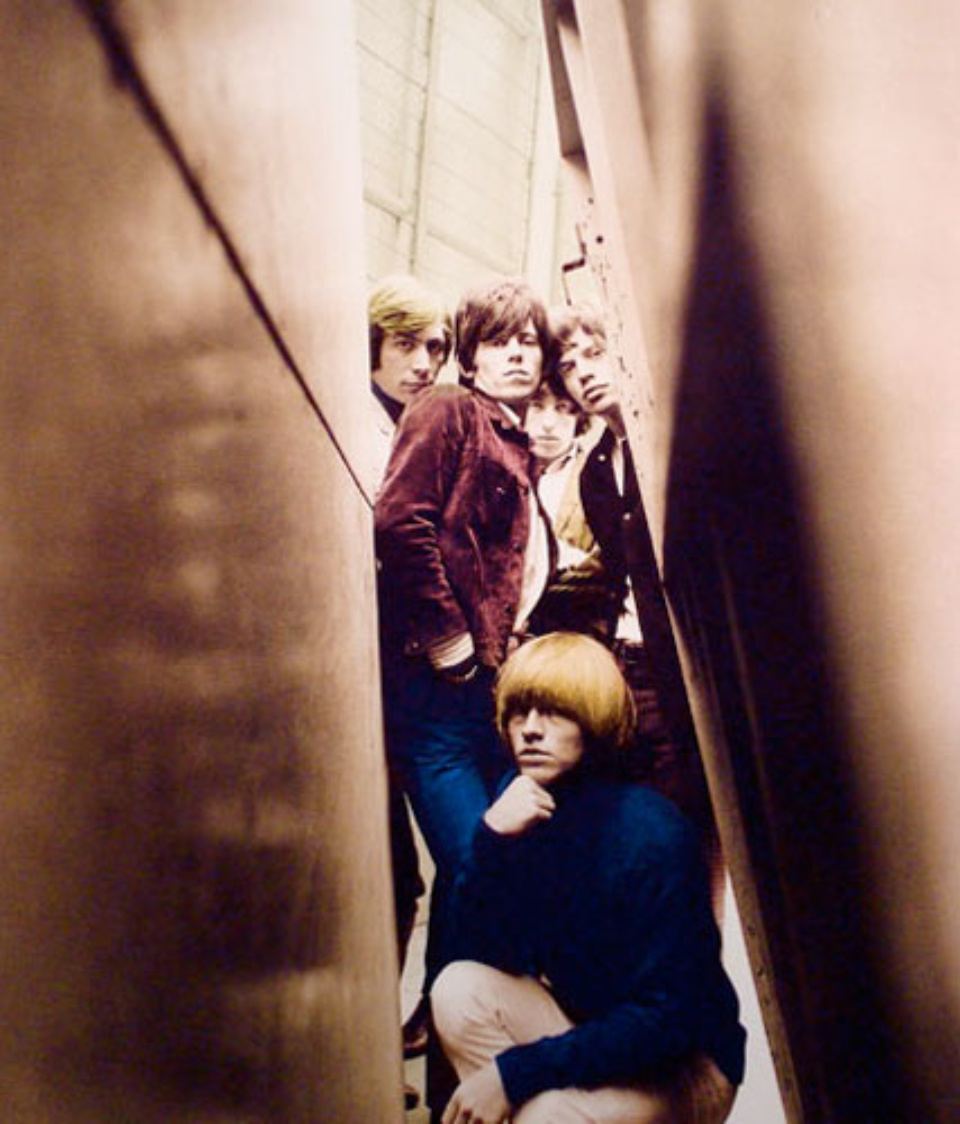 Gered Mankowitz: The Rolling Stones Out Of Our Heads, Masons Yard London, 1965 C-print Signed, titled, dated and numbered Ed. of 25