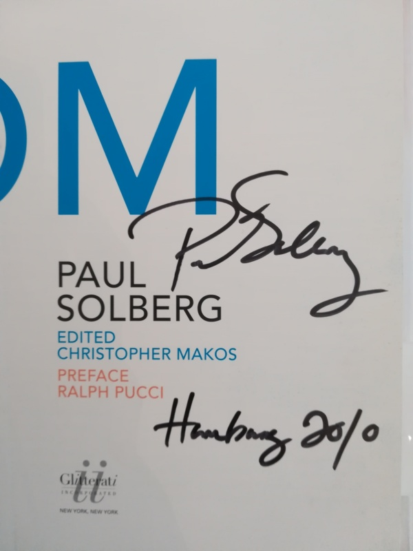 Paul Solberg. Bloom