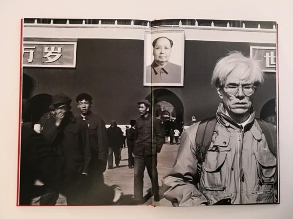 CHRISTOPHER MAKOS - ANDY WARHOL CHINA 1982
