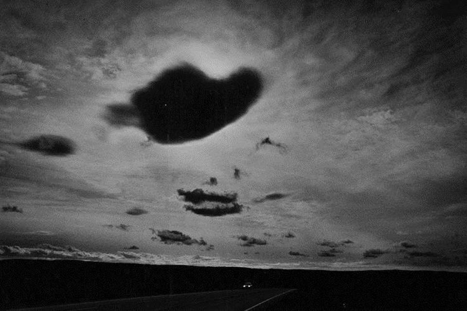John Loengard Cloud in Sydney Canada, 1979 Gelatin Silver Print