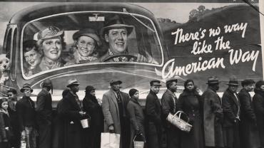 Margeret Bourke-White. World's Highest Standard of Living Date: 1937