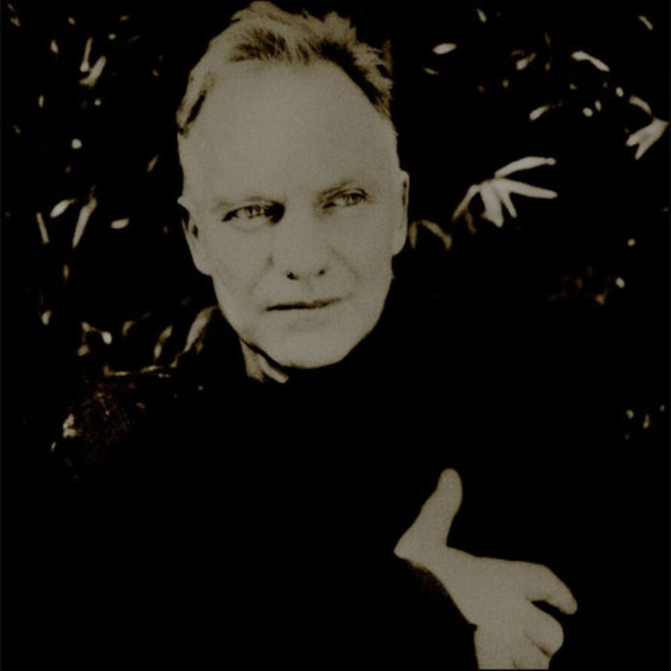 Mat Hennek: Sting London, 2006 Labeled on verso Archival pigment print