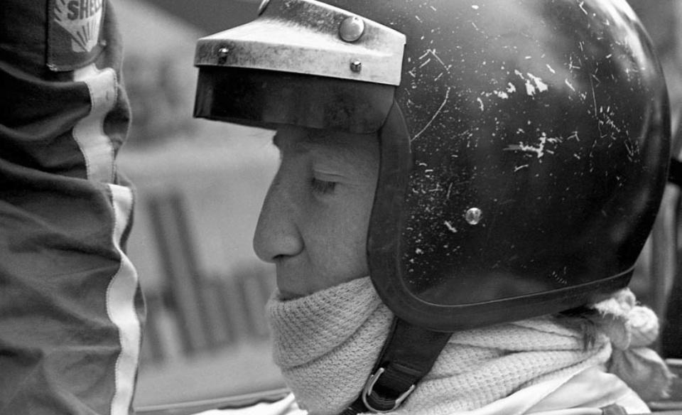 Max Scheler Jochen Rindt Monza, 1970 C-Print Ed. of 10
