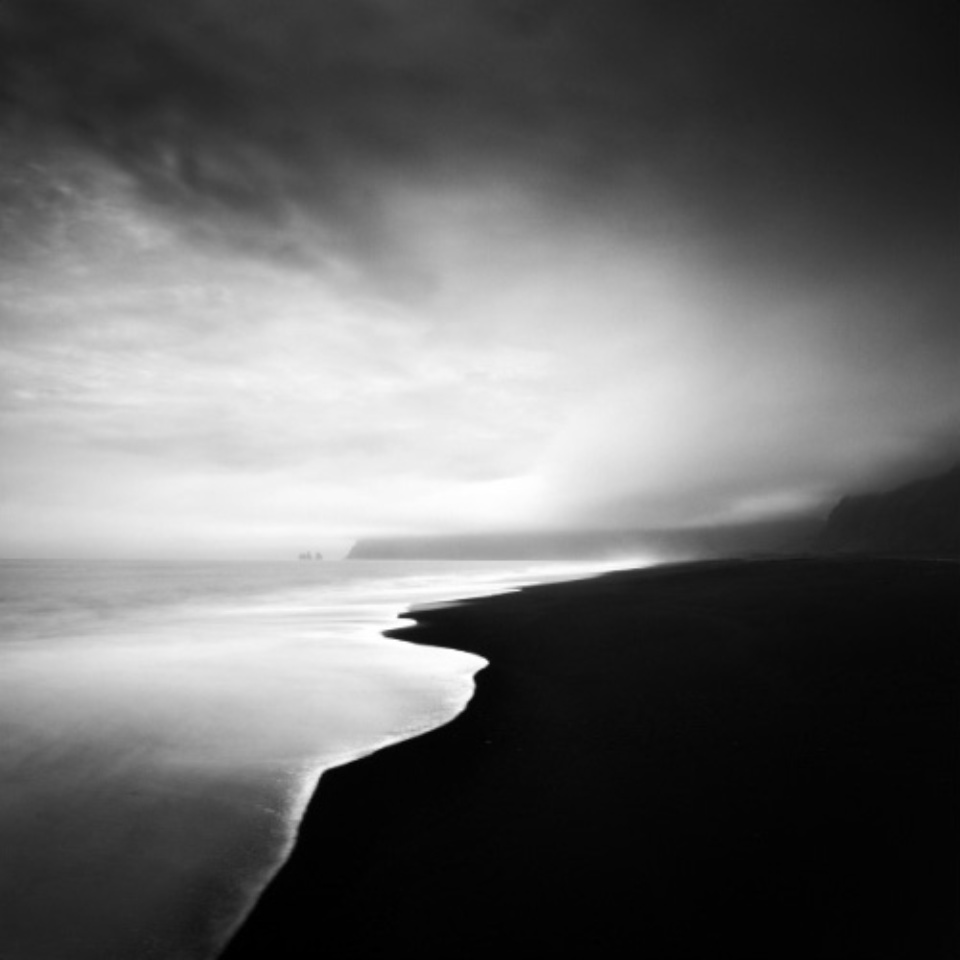 Michael Schlegel South Coast I Iceland, 2009 Signed, titled, dated and numbered on verso Archival pigment print 30 x 30 cm, 50 x 50 cm, 75 x 75 cm