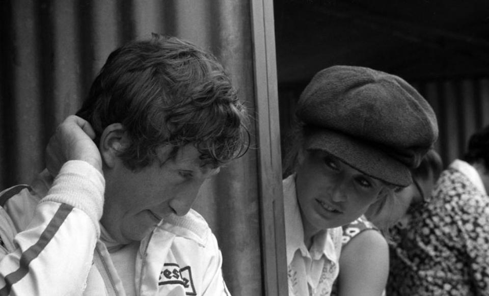 Milan Schijatschky Jochen und Nina Rindt 1969